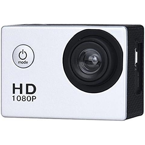 FEITONG Mini DV HD 1080P Deportes registrador del coche Acción impermeable videocámara de la cámara