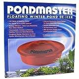 pondmaster flotante Invierno estanque De-Icer Jardín, Césped, suministro, Mantenimiento
