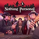 Game Salute Nothing Personal Board Game