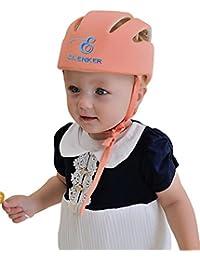 ELENKER Casco de Seguridad Protección para bebe infantile ajustable durante aprender a andar
