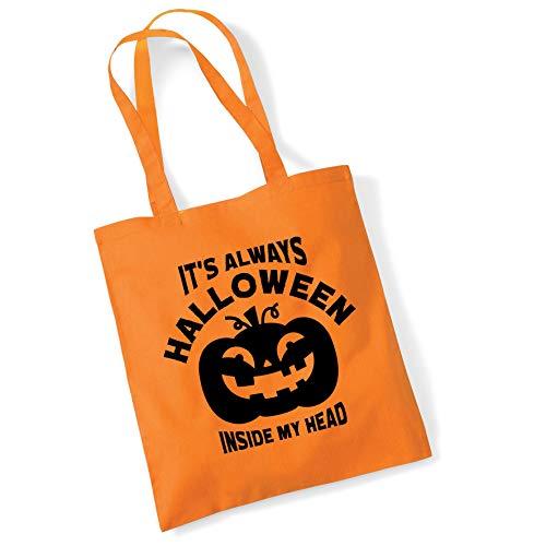 Bang Tidy Clothing Halloween kostüm Tote Bag Trick oder Festlichkeit Geschenke Immer Halloween Shopper
