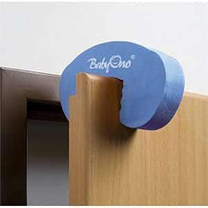 1 x BLOQUE PORTE - Il maintient la porte ouverte à coup sûr et évite aux tout-petits de s'y coincer les mains