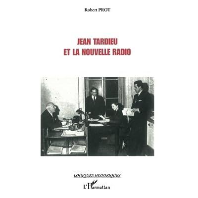 Jean Tardieu et la nouvelle radio