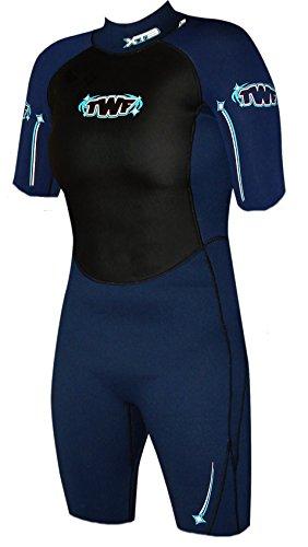 TWF Damen XT3Neoprenanzug-Navy/Marine, Größe 20.0
