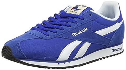 Reebok Men's Royal Alperez Dash Cap, Blue/Collegiate Royal/White/Black, Size 9