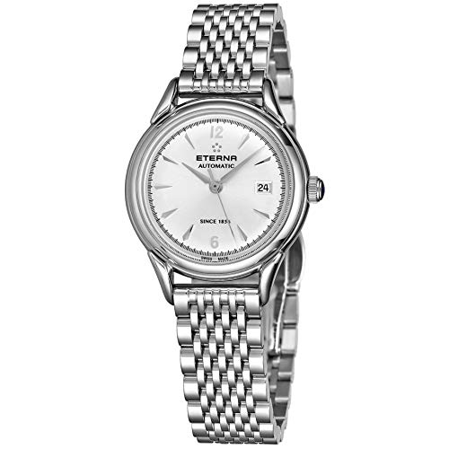 Eterna Heritage 1948 Reloj de Mujer automático 30mm 2956-41-13-1742
