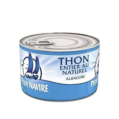 Petit Navire thon naturel 280g - ( Prix Unitaire ) - Envoi Rapide Et Soignée