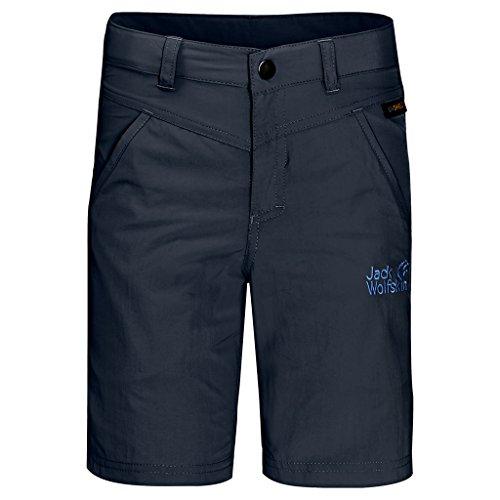Jack Wolfskin Kinder Sun Shorts, Night Blue, 164