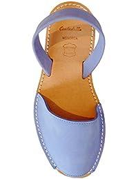Avarcas menorquinas con SUELA BEIGE, varios colores, abarcas, albarcas, sandalias