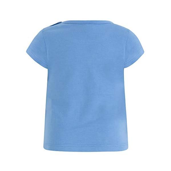 Tuc Tuc Camiseta Punto Azul Niña Arrecife de Coral Bebés 2