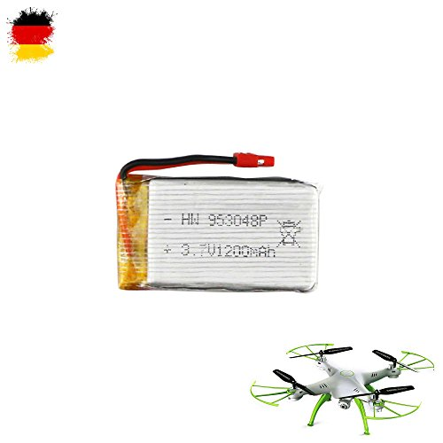 1200mAh 3.7V Power aptly Upgrade-Akku für Syma X5HC, X5HW Quadcopter