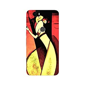 Huawei Nexus 6P Cover, Premium Quality Designer Printed 3D Lightweight Slim Matte Finish Hard Case Back Cover for Huawei Nexus 6P-Giftroom-170
