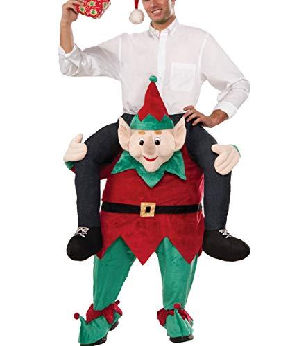 (OMUUTR Unisex Hosen Jumpsuit Huckepack Tragen Witzig Kostüm Cosplay Plüsch Inflatable Tier-Kostüm Carnival Funny Clothes Mit selbst füllen Beine Party Oktoberfest Halloween Weihnachten)