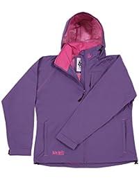 7570d719f6 Lazy Jacks Ladies Waterproof Coat Windproof Womens Jacket Blue