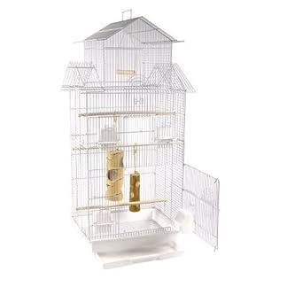 Liberta Jintu Bird Cage, Large, 104 x 40 x 51 cm 7