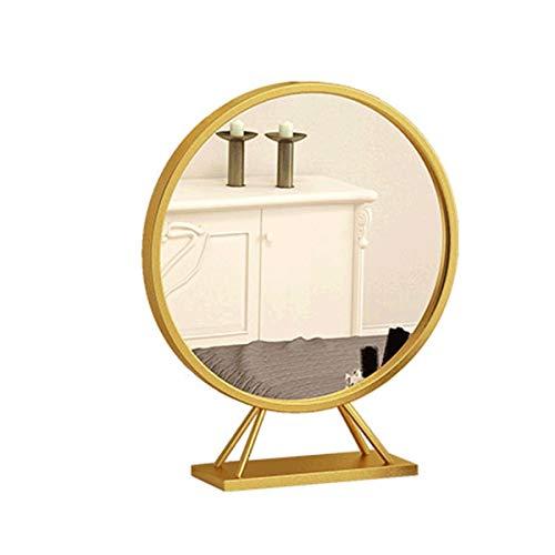 DLINMEI Eitelkeit Tisch Set Flip Top Spiegel Makeup Dressing Schreibtisch Spiegel - Flip-top-schreibtisch