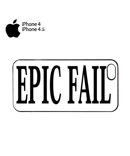 Epic Fail You Are Doing It Wrong Mobile Cell Phone Case Cover iPhone 6 Plus Black Noir