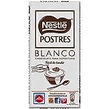 Nestlé Postres Chocolate Blanco para Repostería - 180 g
