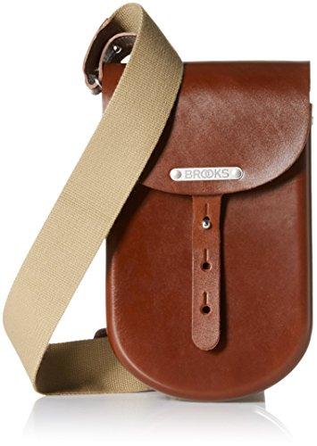 Brooks England B2geformte Leder Tasche, B200A07205, braun im antik-Finish, M -