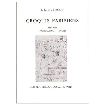 Croquis parisiens