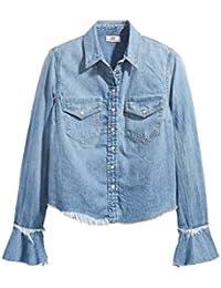aaface384bb Amazon.co.uk: Levi's - Blouses & Shirts / Tops, T-Shirts & Blouses ...