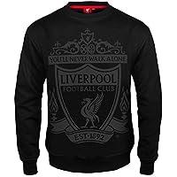 Liverpool FC - Herren Sweatshirt mit Vereinswappen - Offizielles Merchandise - Geschenk für Fußballfans