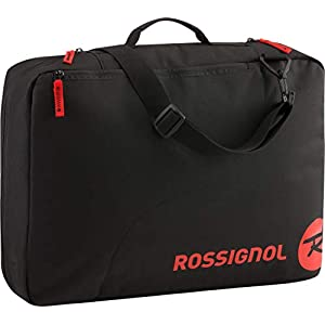 Rossignol Unisex Dual Basic Boot Bag, schwarz, one Size