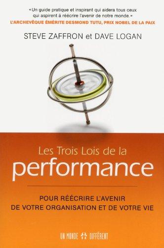 Les trois lois de la performance