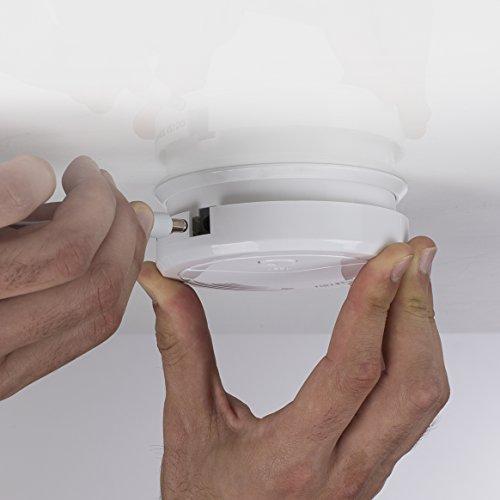 Smartwares Gasmelder, Erdgas-Melder für Propan, Butan, Methan, SW RM400 - 8