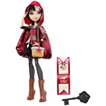 Mattel Ever After High - Muñeca fashion Cerise Hood (BJG63)