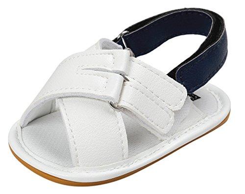 f579e13b169b1 La Vogue Sandale Bébé Fille Garçon Souple Similicuir Chaussures Premier Pas