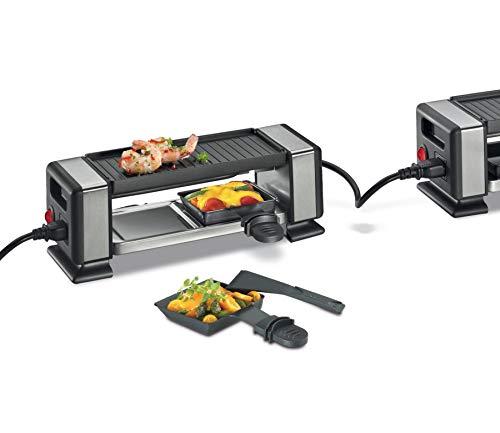 Küchenprofi Raclette VISTA2 PLUS-KP1760202800/grau