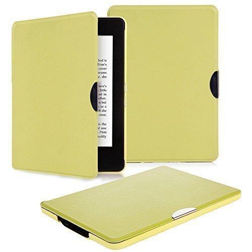 Nouske Funda para Amazon All-New Kindle Paperwhite cubierta Compatible para 1st 2nd 3rd generación todos, automático función de débil