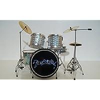 Batteria in miniatura - Mini drum - Replica Tama ART-STAR CUSTOM