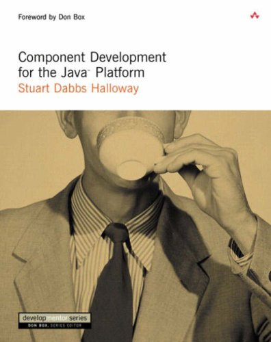 Component Development for the JavaTM Platform PDF Books