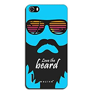 Mozine Love The Bread printed mobile back cover for Huawei Honor 6