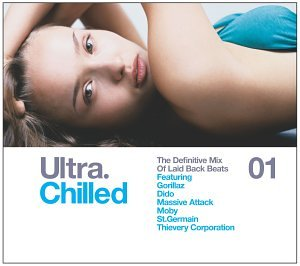 Ultra Chilled 01 [2cd] [Import anglais]