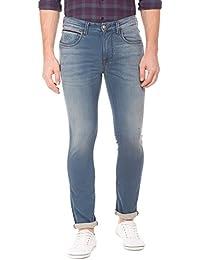 U.S. Polo Assn. U. S. Polo Assn. Men Blue Jeans - B0774H1W36