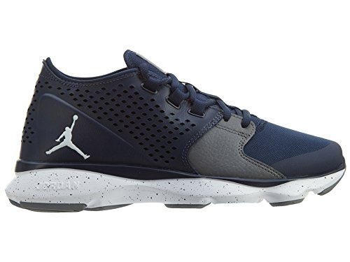 Jordan Flow pour homme Midnight Navy/White-cool Grey