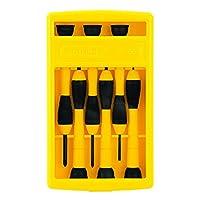 Stanley 6 pieces Bi-Material Precision Screwdriver set - 60-100