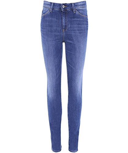 Armani Jeans Damen Jeans Slim Fit Dahlia Indigo UK 31