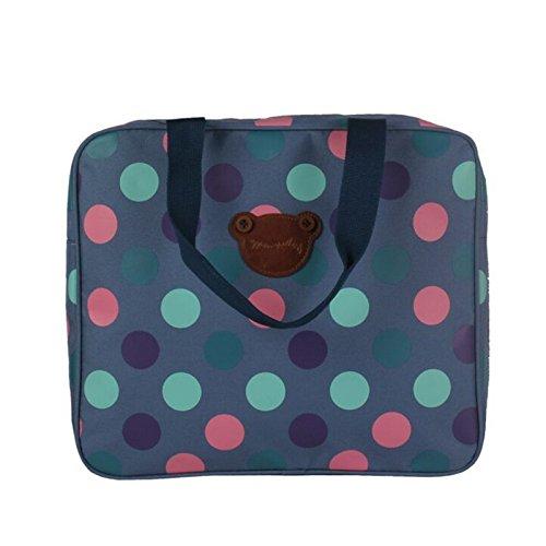 ZYT Oxford Tuch wasserdichte einzelne Diagonale Schultertaschen Mumie große Kapazität Taschen Damen Tasche a