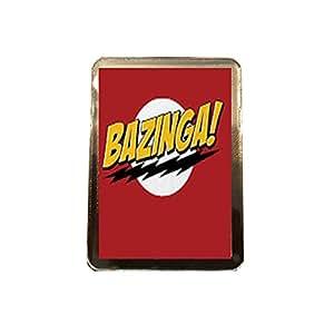 Big Bang Theory - Fridge Magnet (Bazinga)