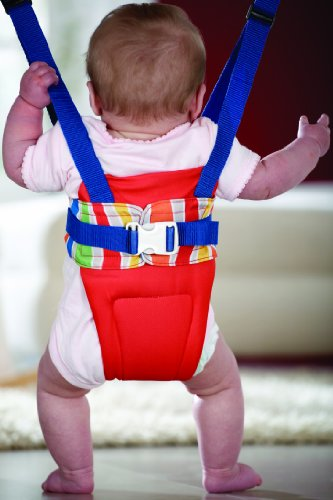 43917f521f6c ... Lindam Jump About Plus - Columpio elástico para bebés, color rojo ...