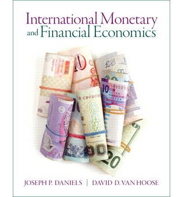 By Daniels, Joseph P. ( Author ) [ International Monetary and Financial Economics By Dec-2012 Hardcover