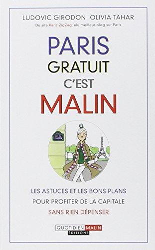 Paris gratuit c'est malin