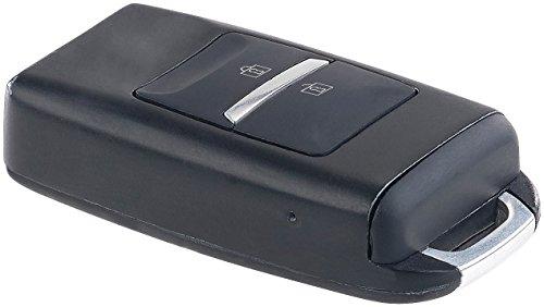 OctaCam Schlüsselkamera: 2in1-HD-Schlüsselbund- & Überwachungskamera, PIR-Sensor, IR-Nachtsicht (Autoschlüsselkamera)
