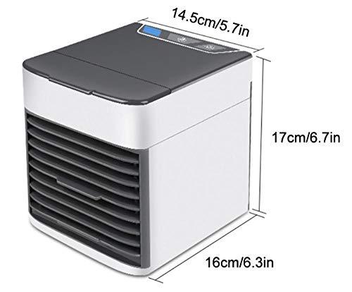 LKX® USB Mini Tragbare Klimaanlage Filter Reinigung Luftbefeuchter Kühler Arctic Klimaanlage Fan Haus Super Persönlichen Raum - Reinigung Von Klimaanlagen Filter