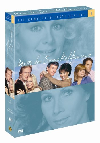 Bild von Unter der Sonne Kaliforniens - Staffel 1 (5 DVDs) [inkl. 6 Folgen im Originalton mit Untertiteln]