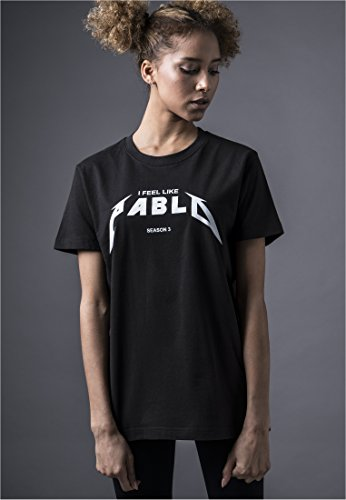 I feel like Pablo Tee shirts Urban Classics Mister Uomo Black